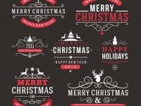Christmas Greetings Vector