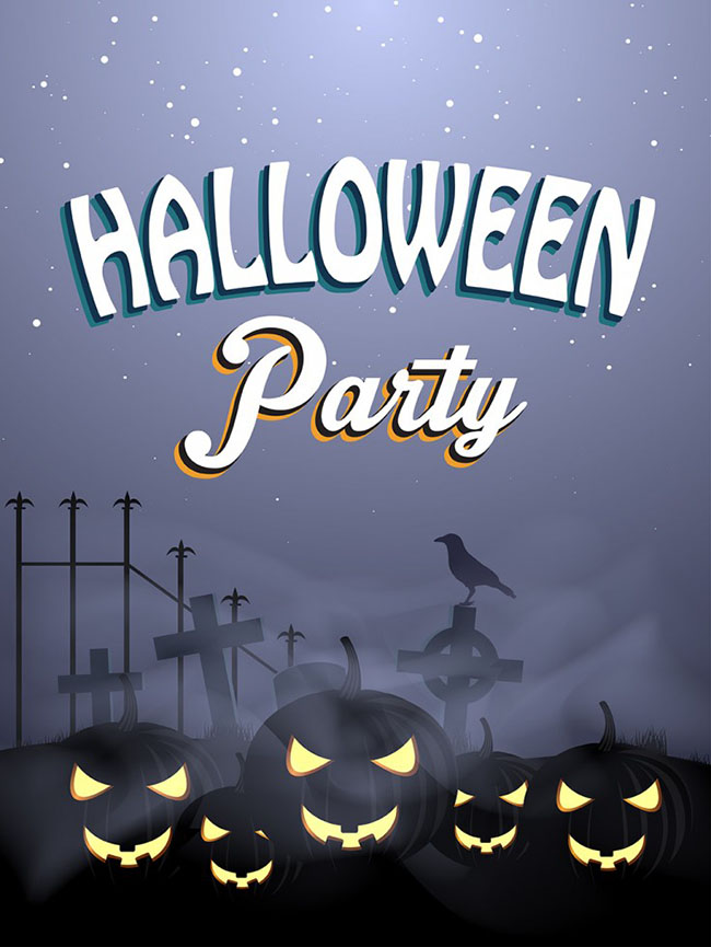 Halloween-Party-Flayer