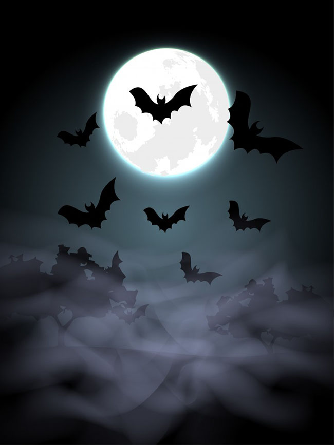 Spooky-Halloween-Background